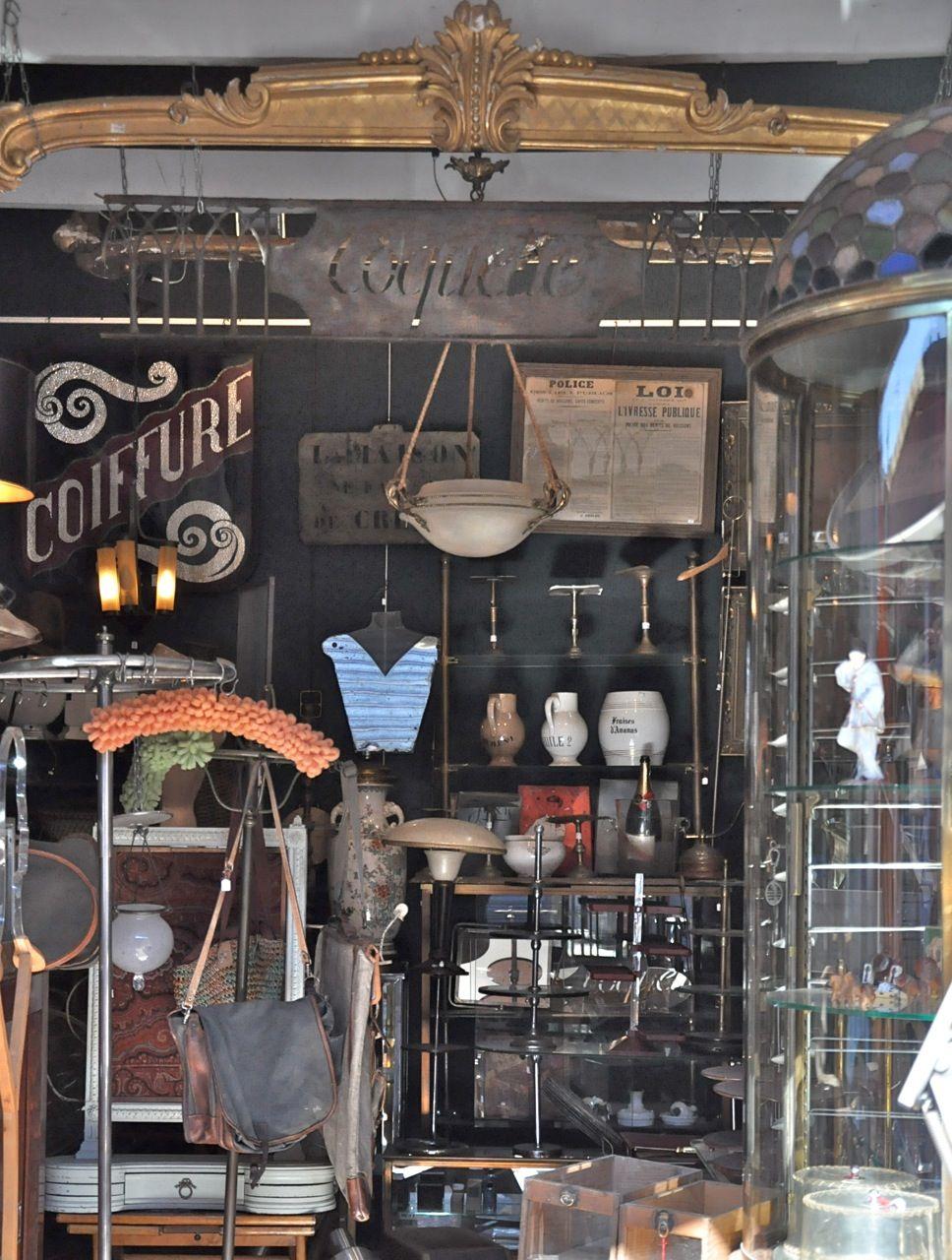 Exploring the paris flea market comercio decoraci n for Decoracion de interiores paris