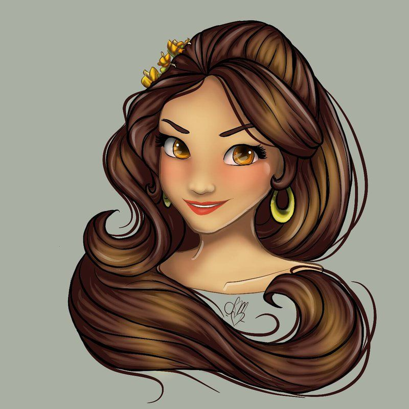 Super cute show. Copyright character Elena of Avalor to ...
