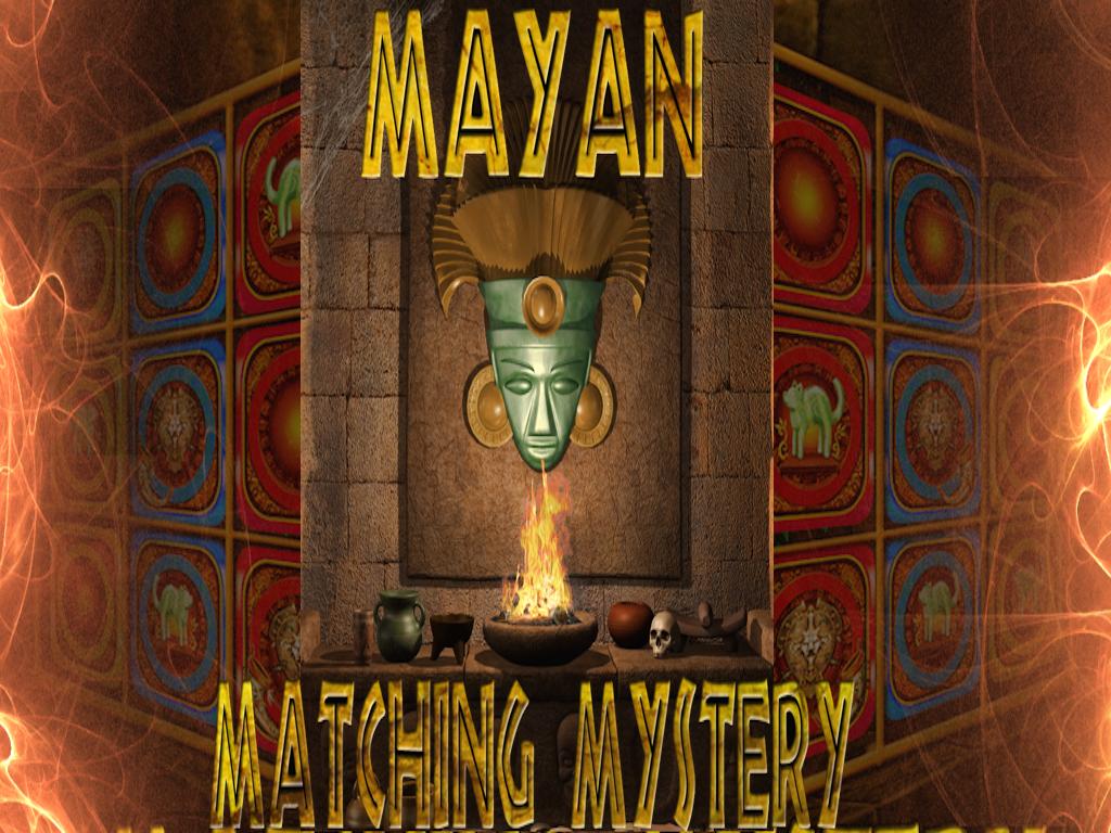Mayan Matching Mystery Mayan, Mystery, Puzzle game