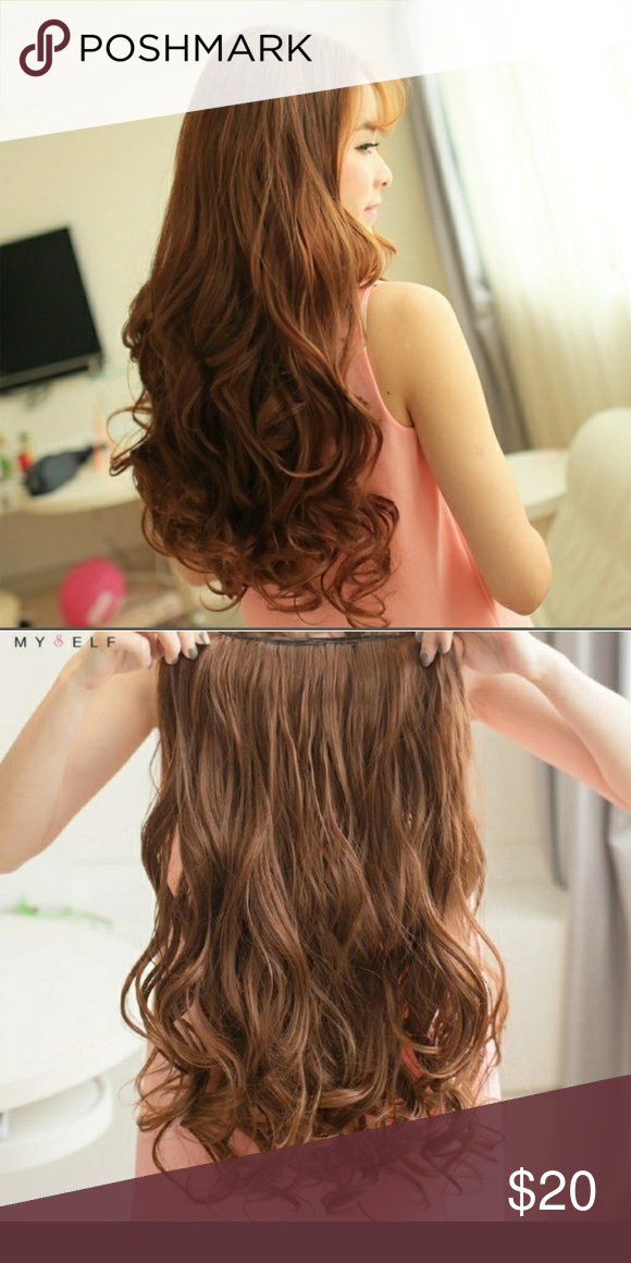 2017 New Hair Fashion Curly Clip In Hair Extension Hair Extensions