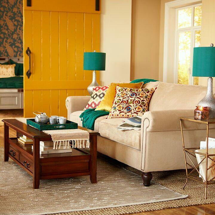 Pier One Living Room Ideas: Love The Colors. Pier 1 Imports Decor.