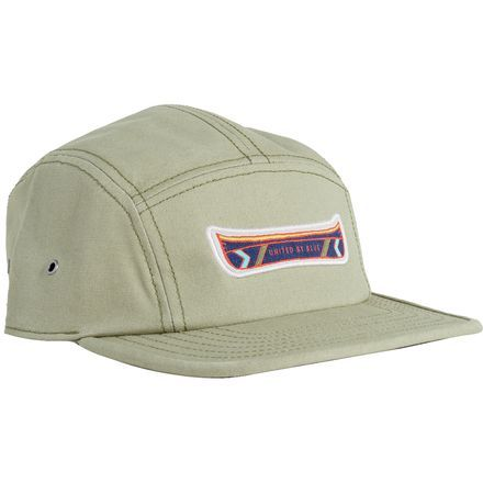 291b0b43939 United by Blue Canoe 5 Panel Hat  27.95 Free 2-Day shipping on orders over