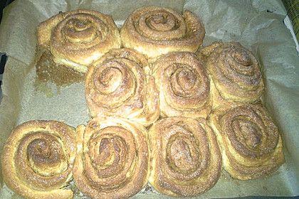 Zimtbrötchen, ein sehr leckeres Rezept aus der Kategorie Kekse & Plätzchen. Bewertungen: 2. Durchschnitt: Ø 3,0.
