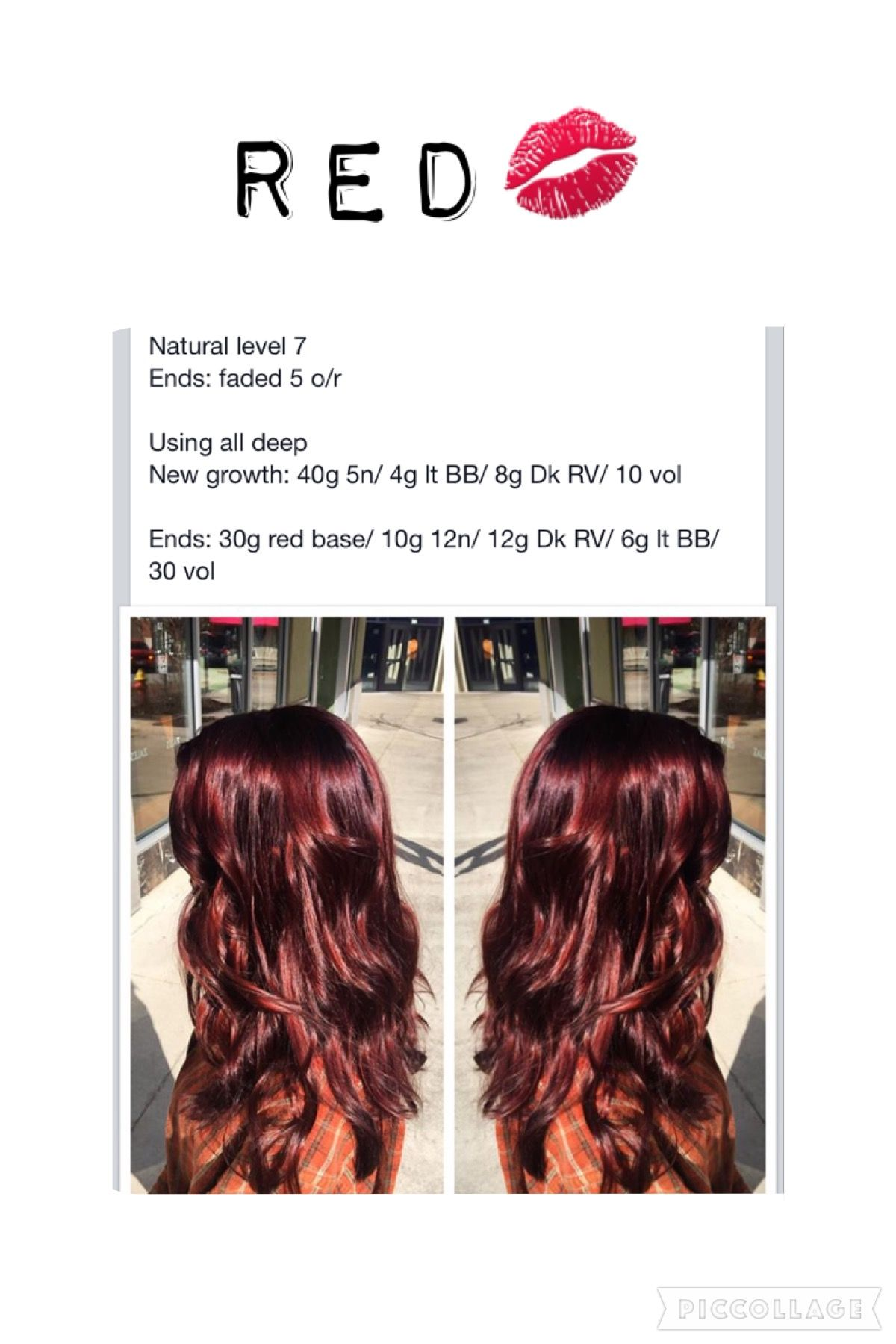 Pin By Dalliance Hair On Formulas