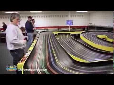Slot Car Racing Events Motown Raceway Slot Car Race Track Slot Cars Slot Car Racing
