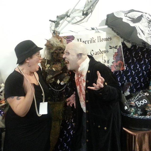 Noel Jadon Scott #HorrorCon