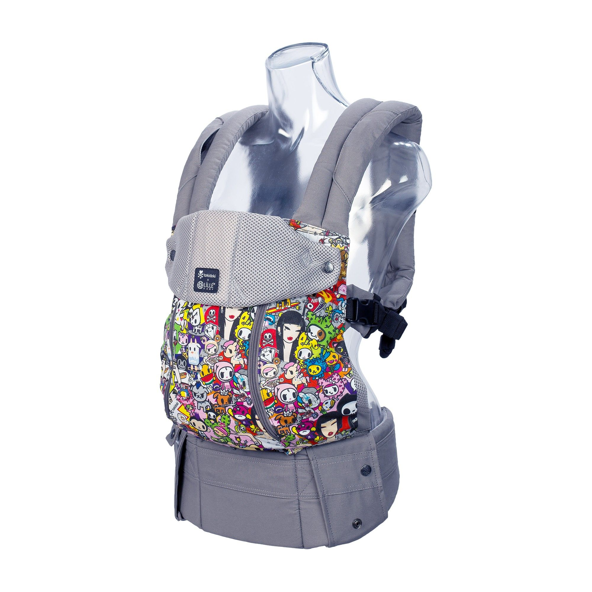 37f64088e11 tokidoki Iconic. LILLEbaby COMPLETE All Seasons - Most Versatile Carrier