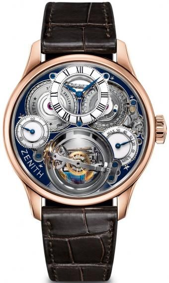 Christophe Colomb Hurricane Grand Voyage II | Timeless Luxury Watches