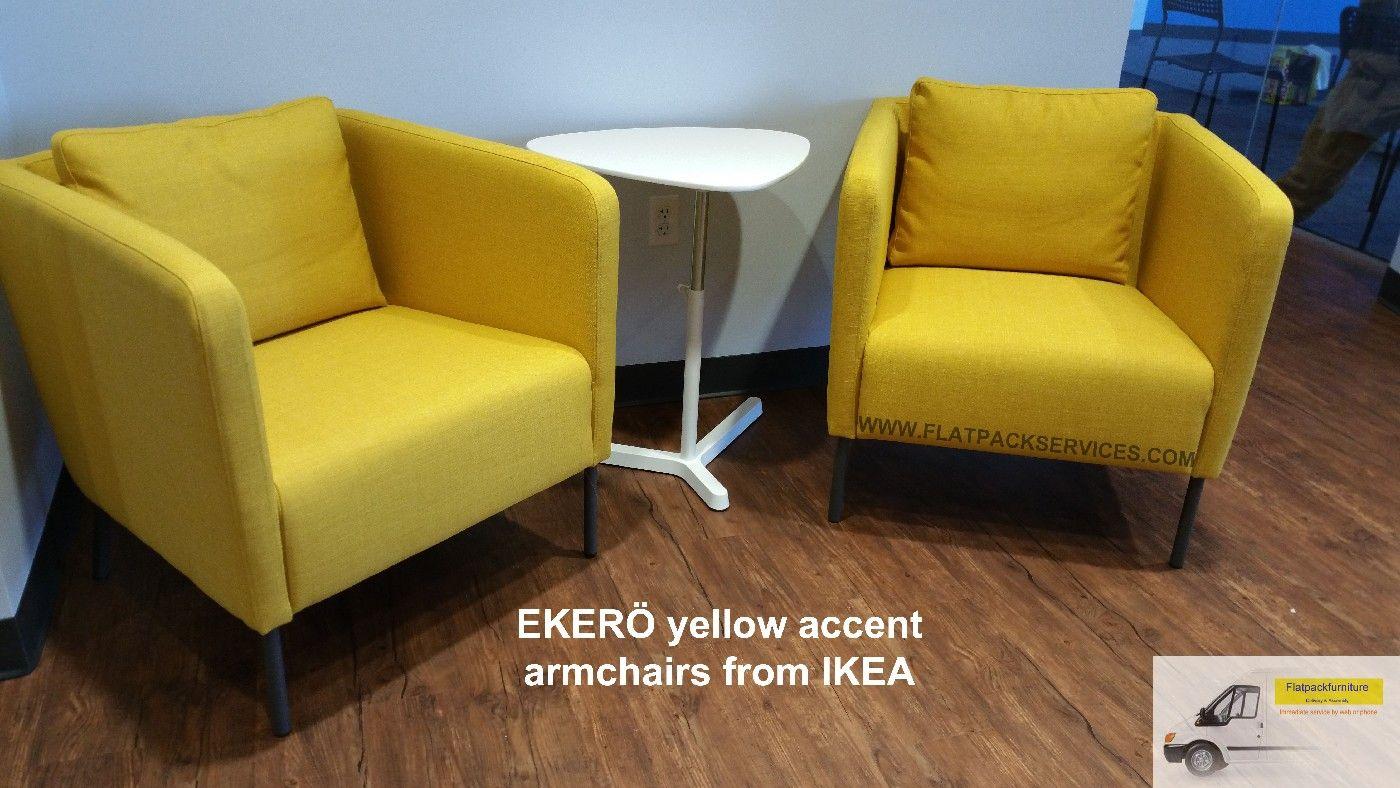IKEA Ekero Armchairs NW Washington, DC Https://www.yelp.com · Furniture  AssemblyIkea ...