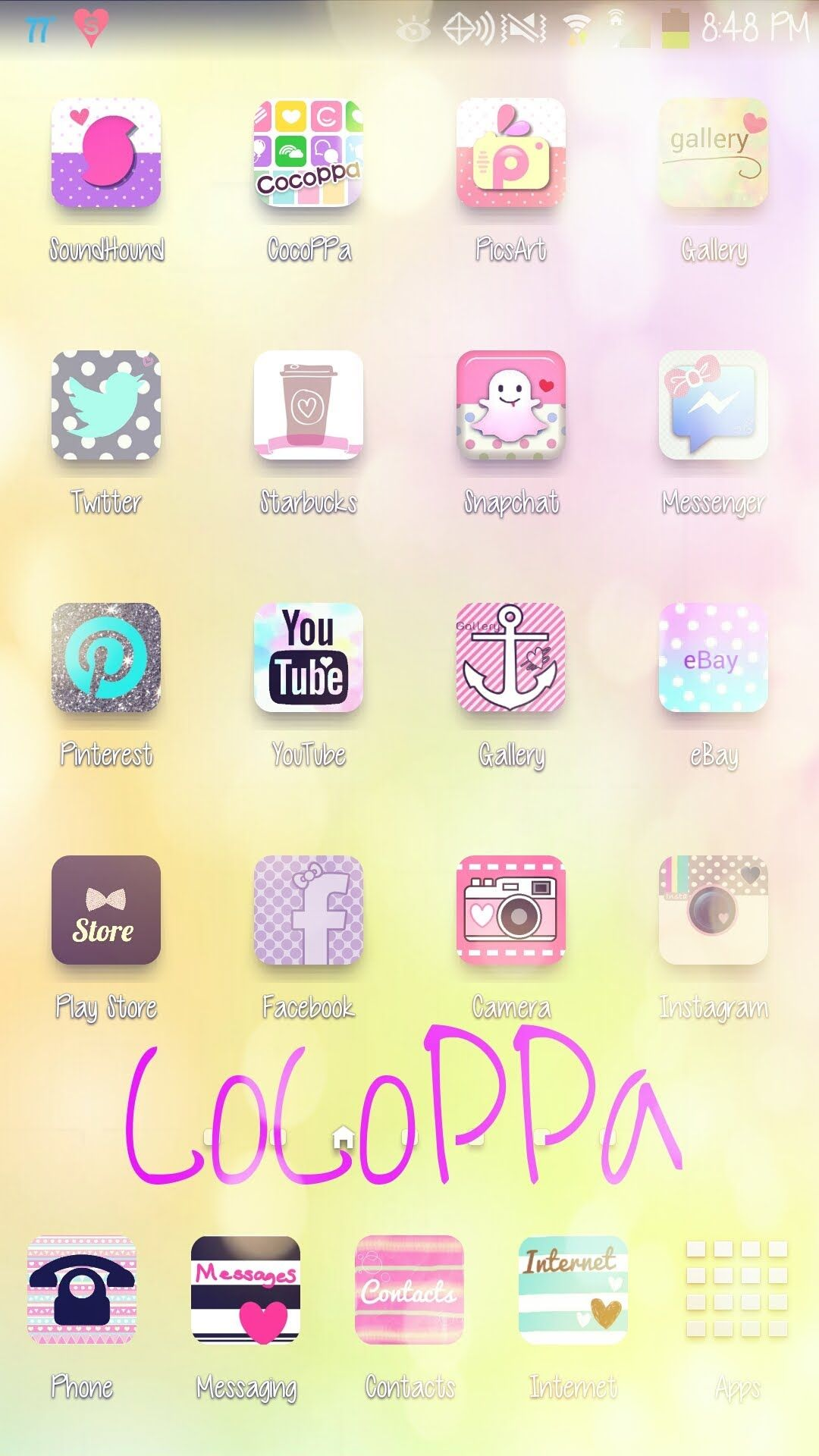 Cocoppa App For Android Google Search Android Icons Phone Icon Iphone Icon