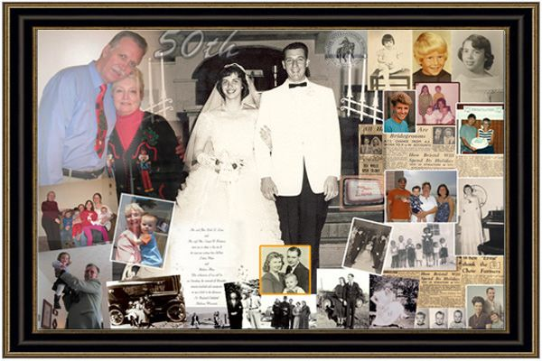 Love This Idea My Parents 50th Wedding Anniversary Is Going To Be Soon And It