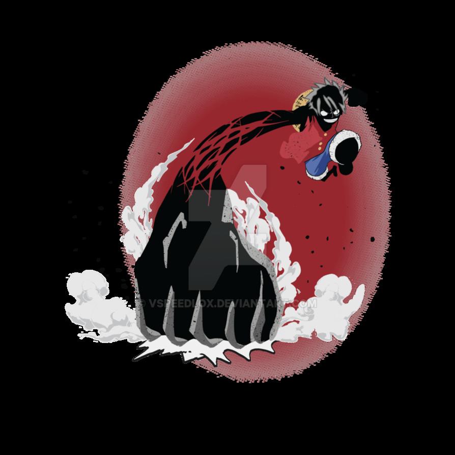 Luffy - Gear Third by VSpeedLox