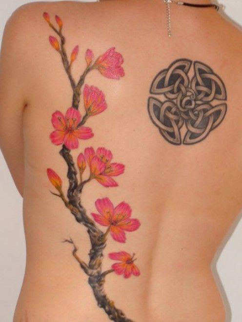 Blossom Tattoo Chinese Japanese Flower Designs 12 Seductive Ideas