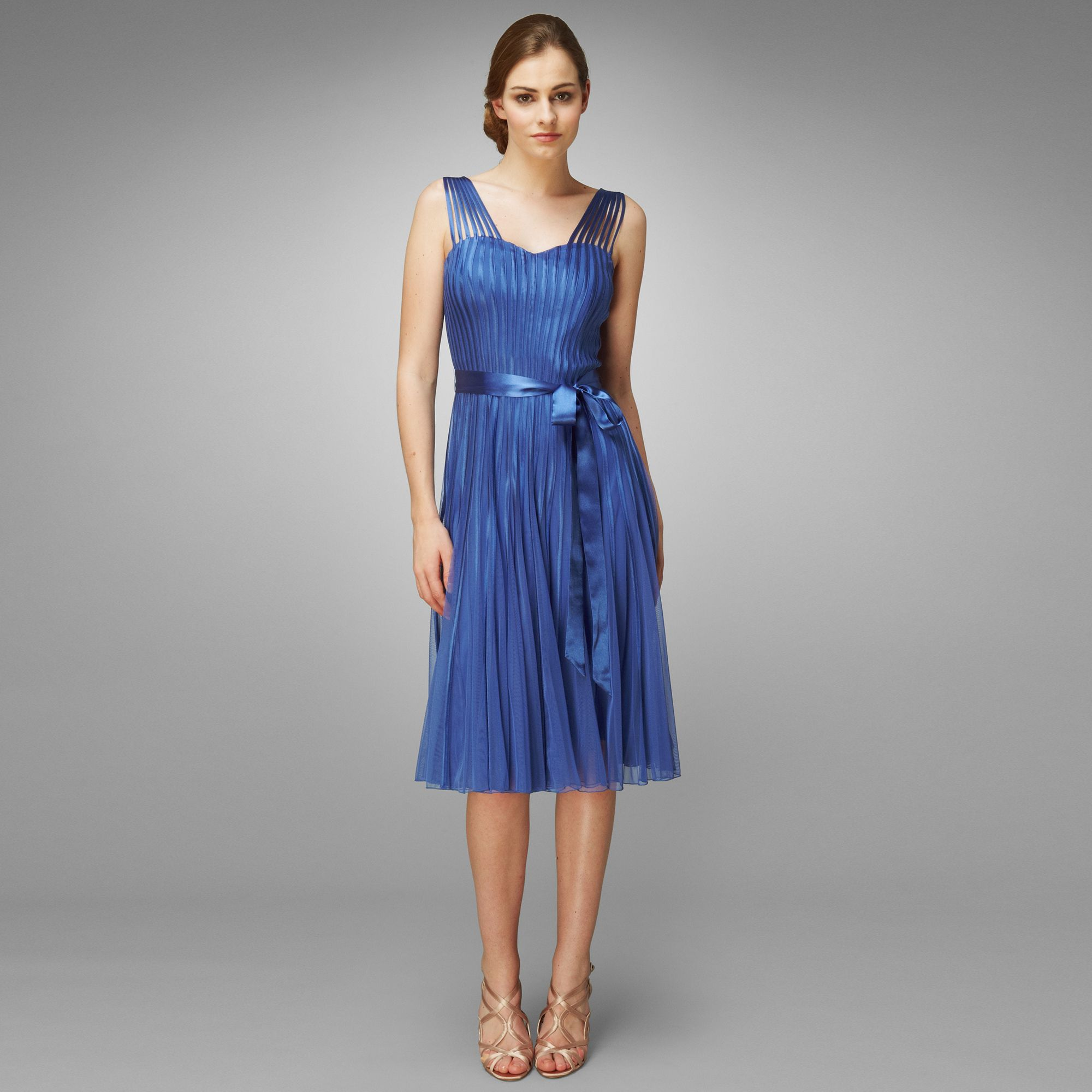 Bridesmaid dress stefana tapework dress in cornflower by phase gorgeous blue bridesmaid dress designed by phase 8 and available at debenhams ombrellifo Gallery