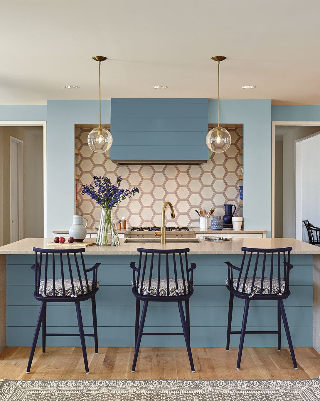 Behr S 2019 Color Of The Year Is Perfect For Just About Every Room In Your House Kitchen Colors Trending Paint Colors Behr Colors