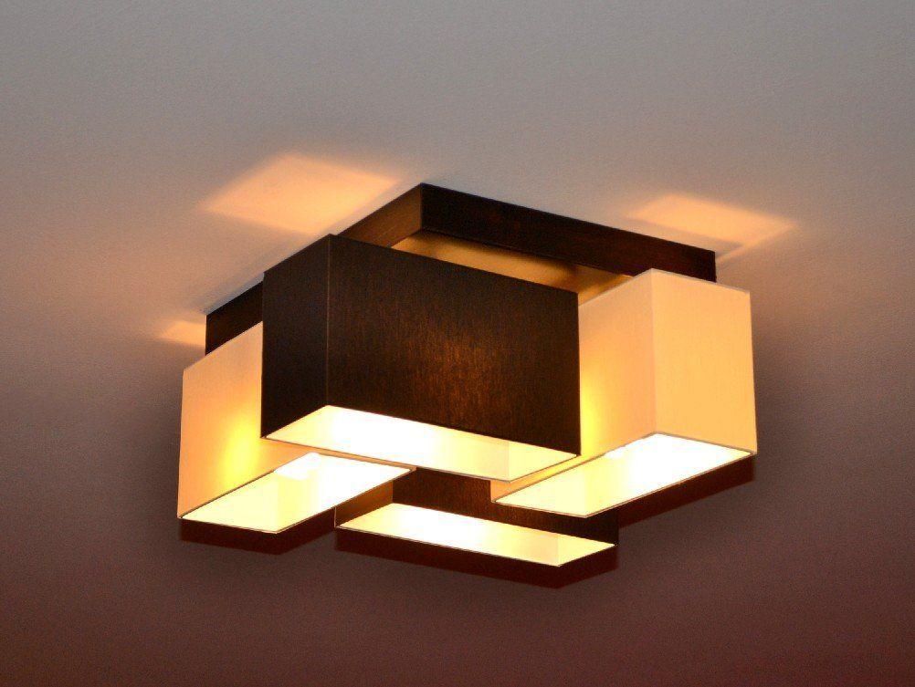 Deckenlampe deckenleuchte lampe leuchte 4 flammig top design merano