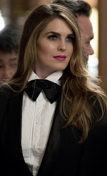 Hope Hicks (Sorry Hope It's A Gentleman's Club)