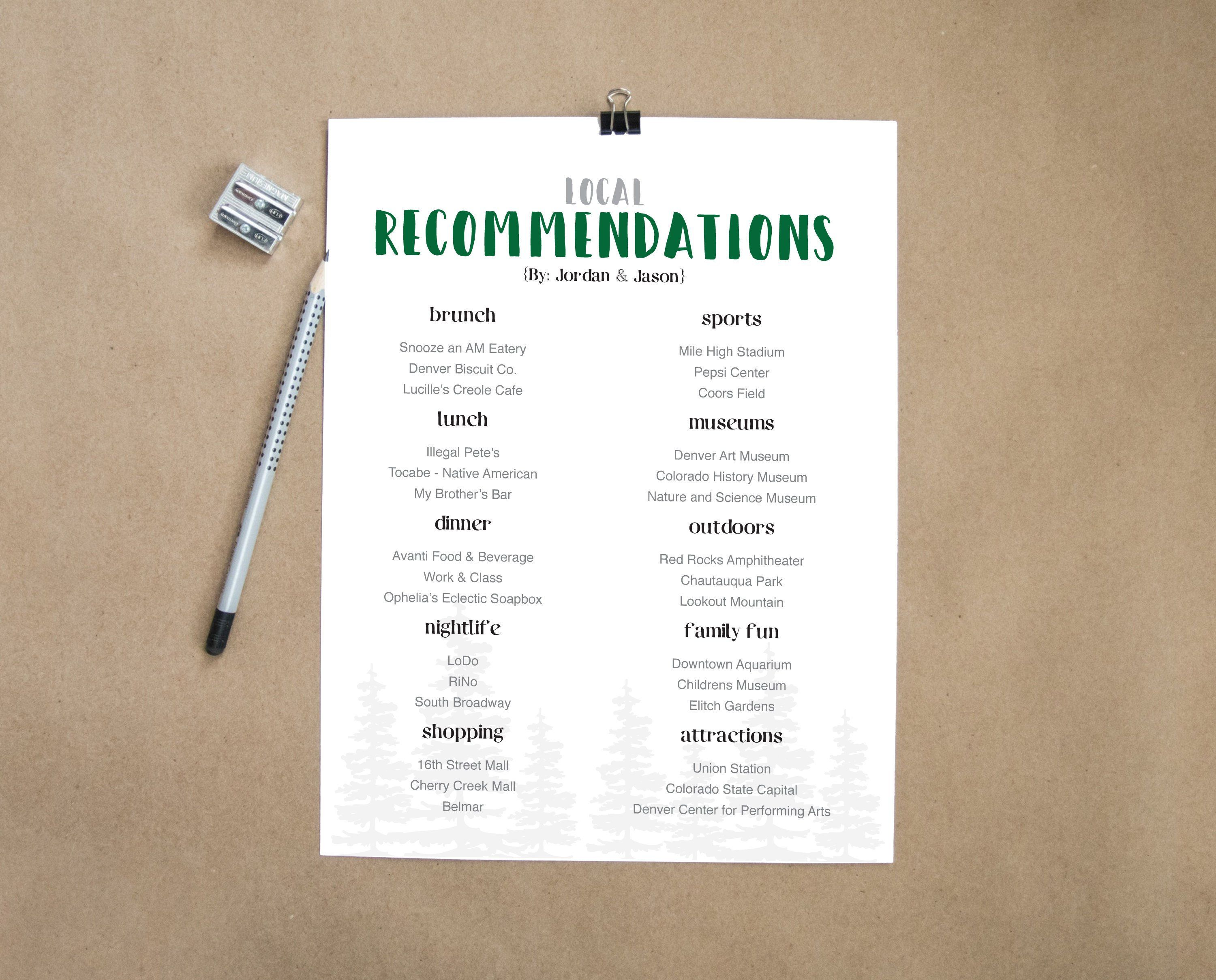 Airbnb Printables Host Recommendations Vacation Rental Etsy In 2021 Vacation Rental Airbnb Business Plan Template Vacation rental business plan template