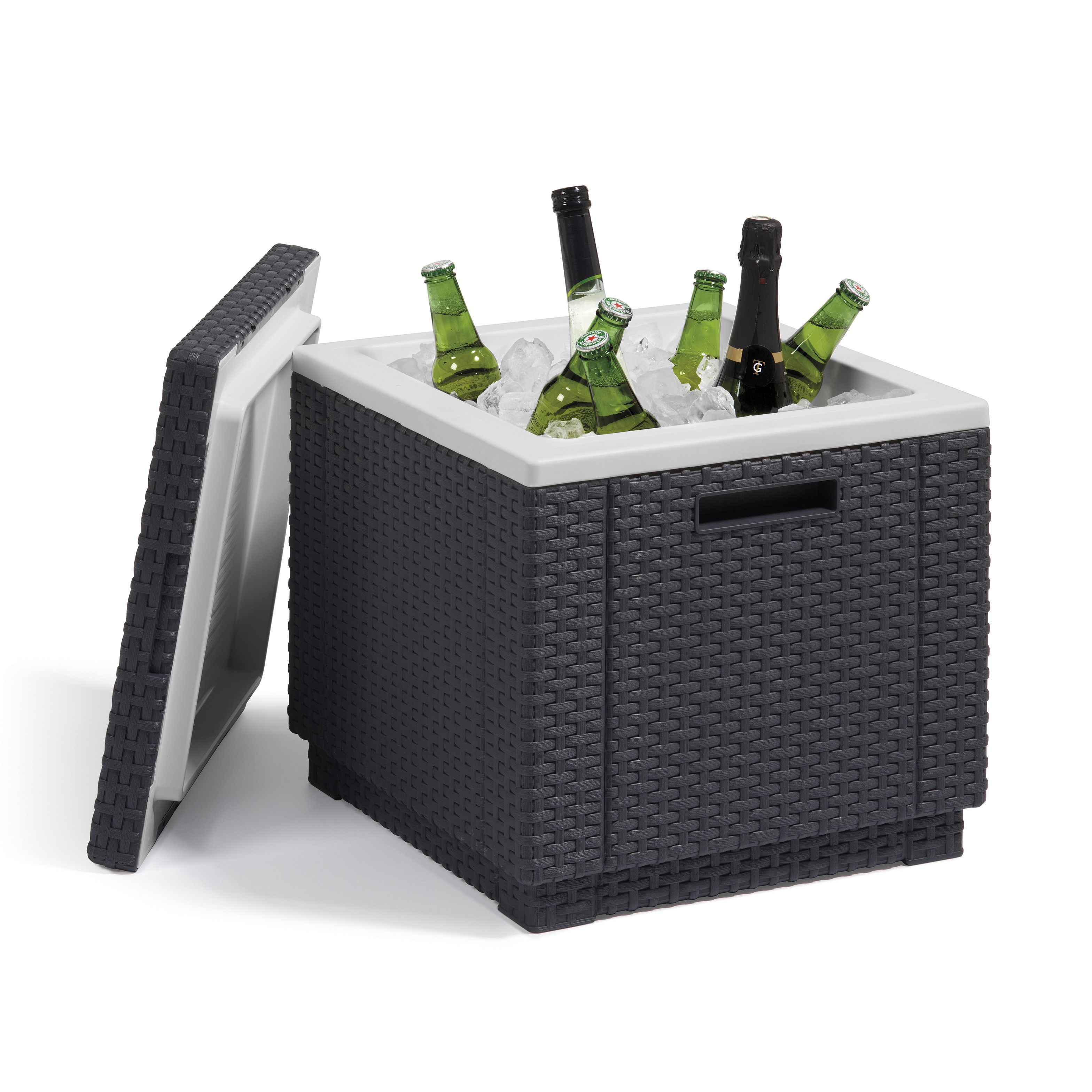 SunTime Outdoor Living Ice Cube Cooler | Yard and Gardening | Pinterest