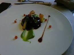 Resultado de imagen para platos con salmon hermosamente presentados