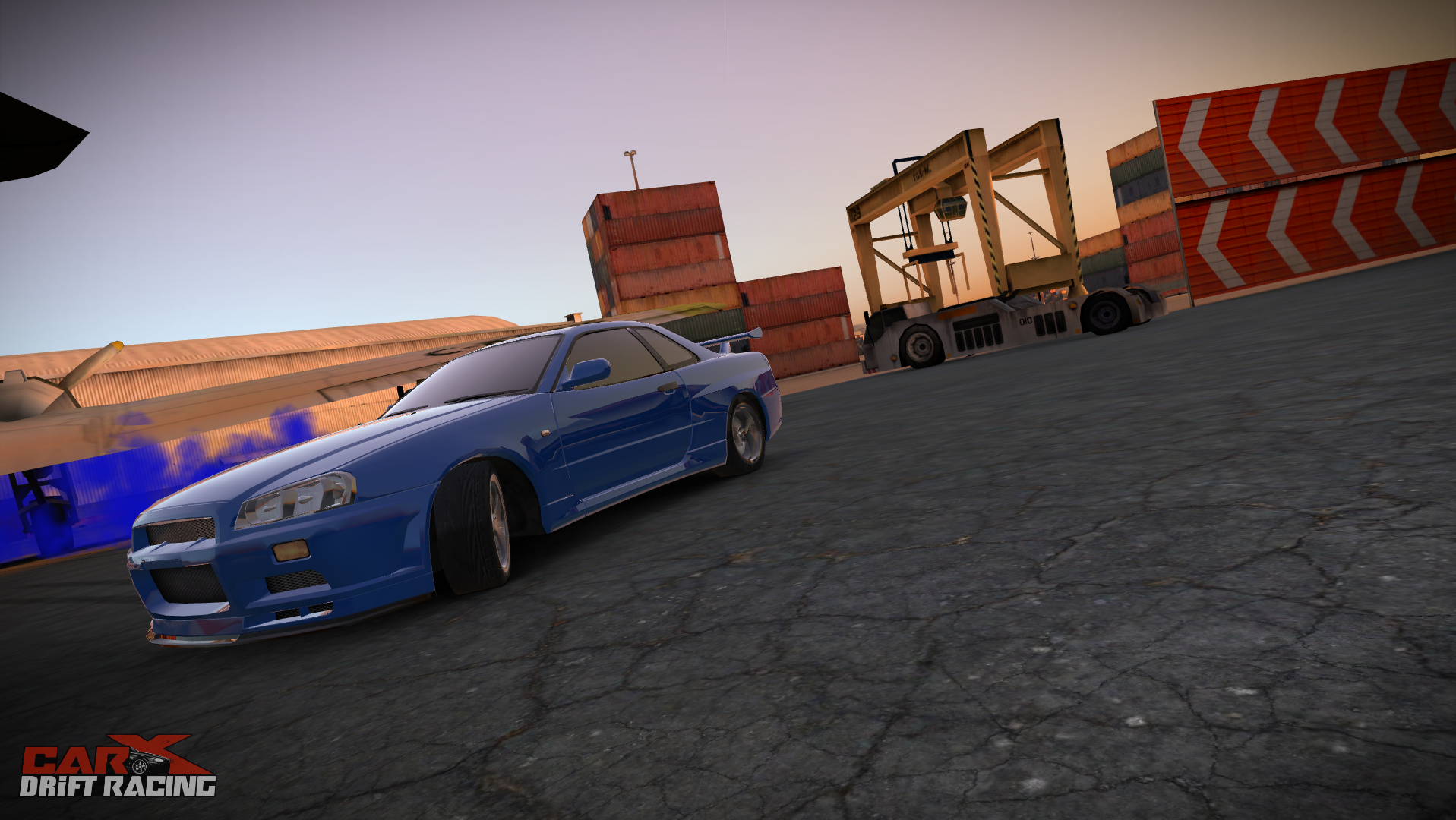 Created by CarX Drift Racing