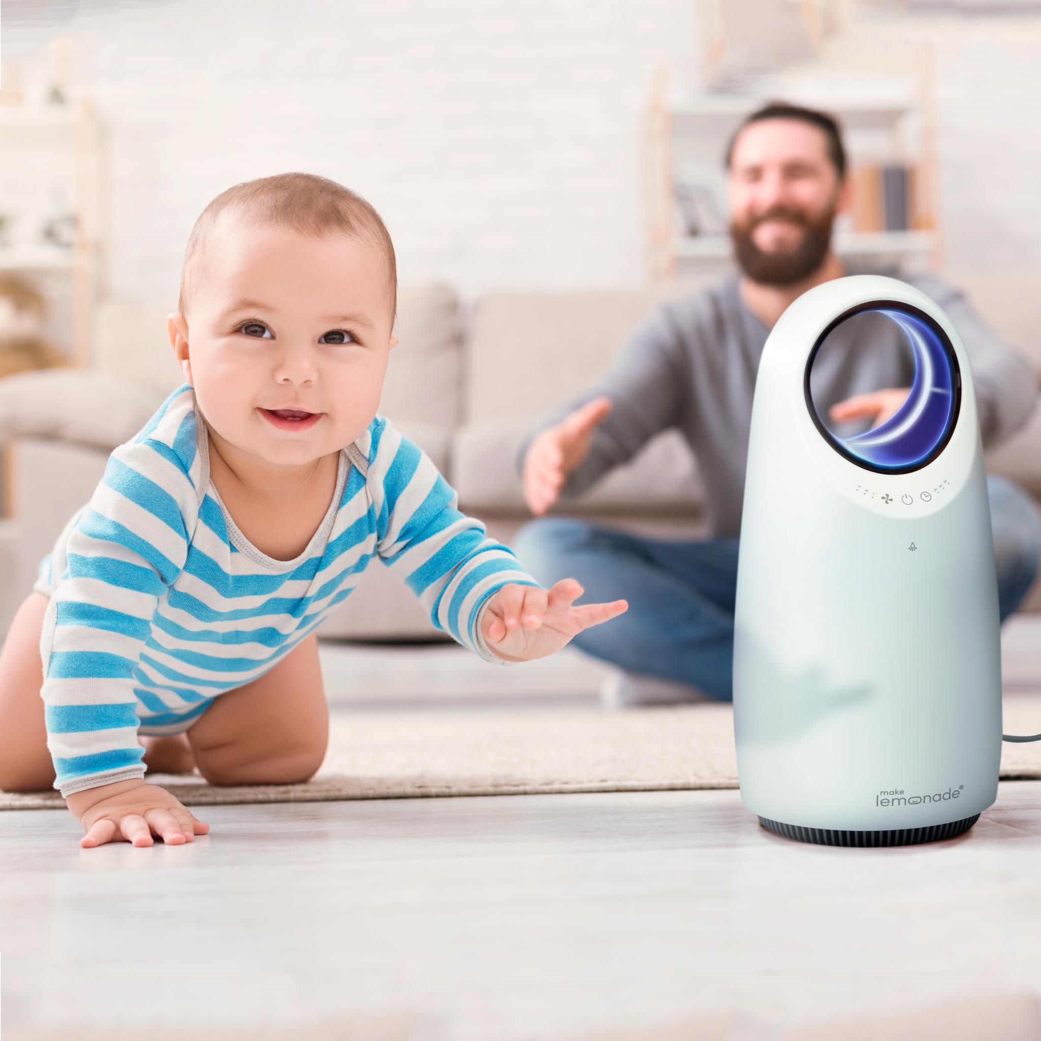 Halo Air Purifier Air purifier, Purifier, Injury prevention