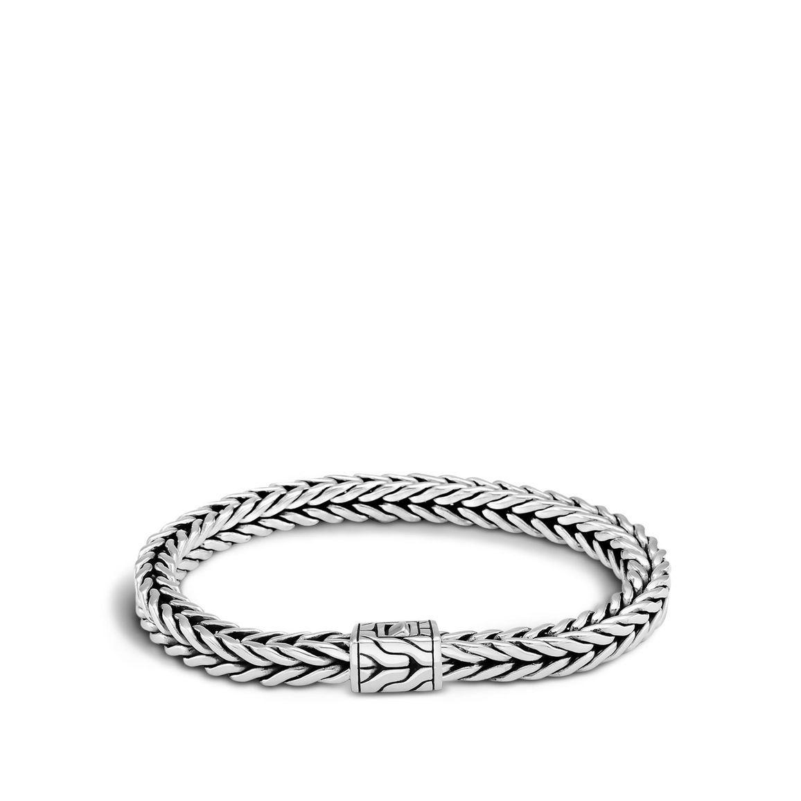 Classic chain small square bracelet armbänder pinterest chains