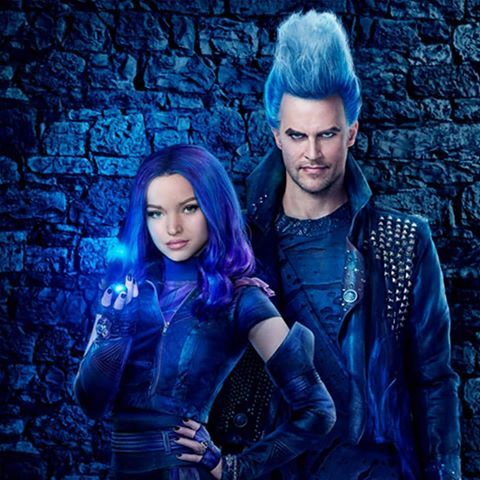 "Descendants Wicked on Instagram: ""#descendants3 #descendants2 #descendants #disney #dovecameron #cheyennejackson"""