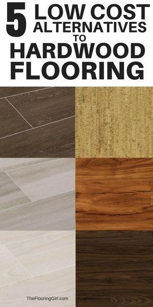 Top 5 Low Cost Alternatives To Hardwood Flooring Alternative