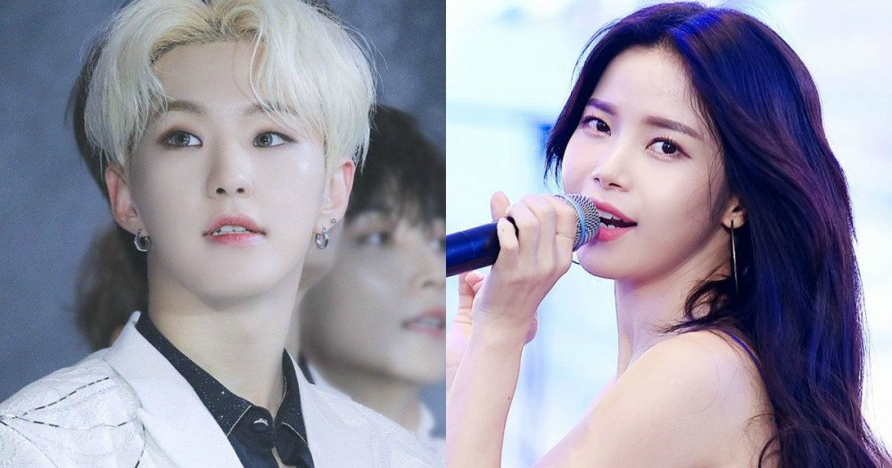 Beyond The Stage Name These Chic K Pop Idols Have Sweet Real Names In 2021 Kpop Idol Stage Name Idol