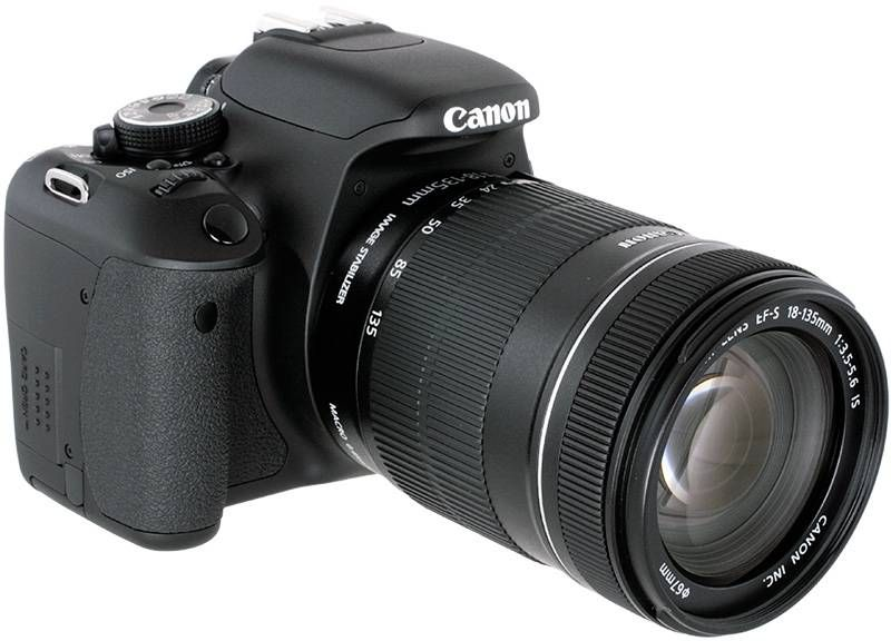 Canon 600D Kit with 18 135 mm Lens | Cameras prices in Dubai