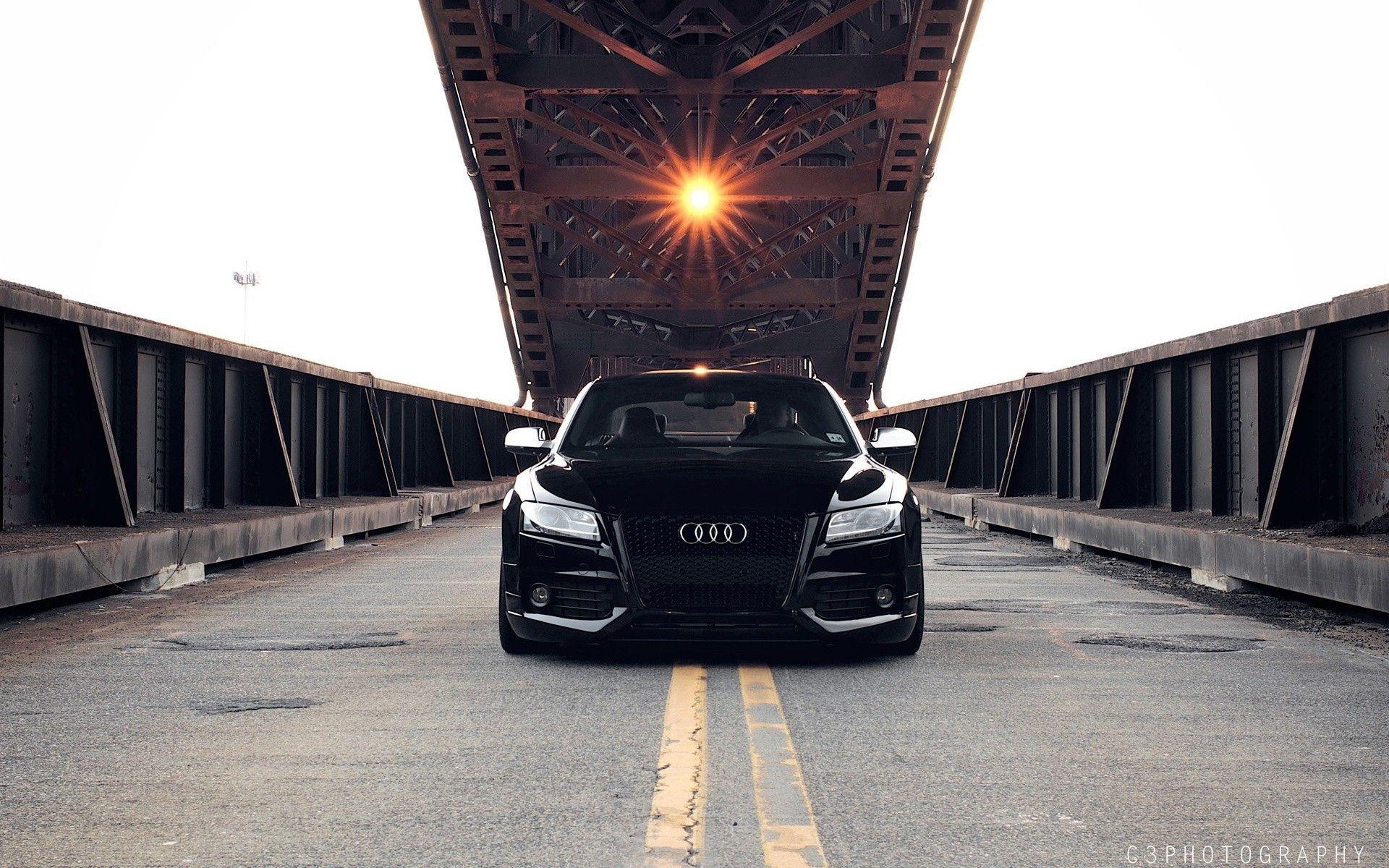 General 1920x1200 Audi Audi RS5 black
