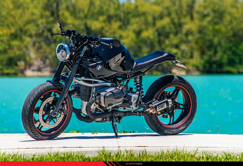 Media Dlorto Miami Bmw Cafe Racer Bmw Boxer Bmw Motorcycles