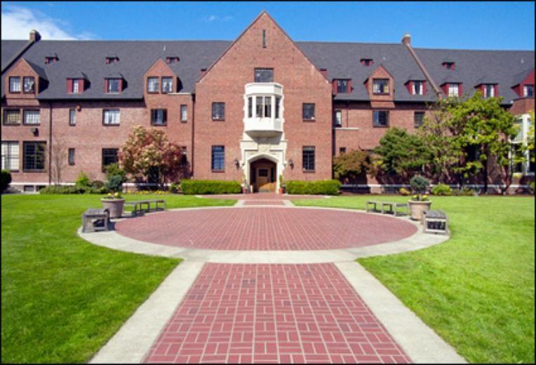 A beautiful school i get to walk by everyday annie