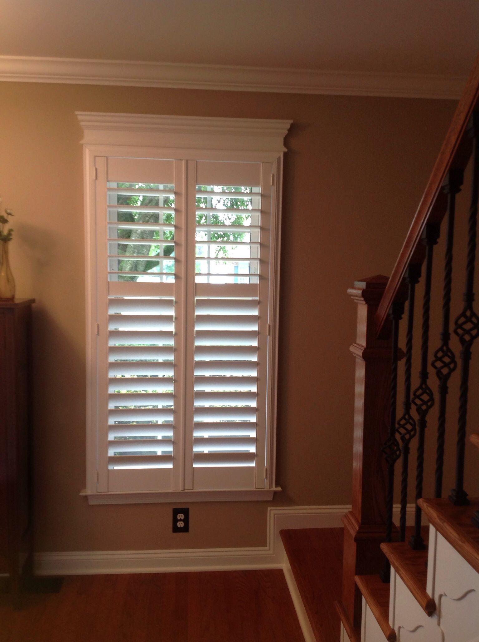 Window casing ideas  plantation shutters  plantation shutters  pinterest  window