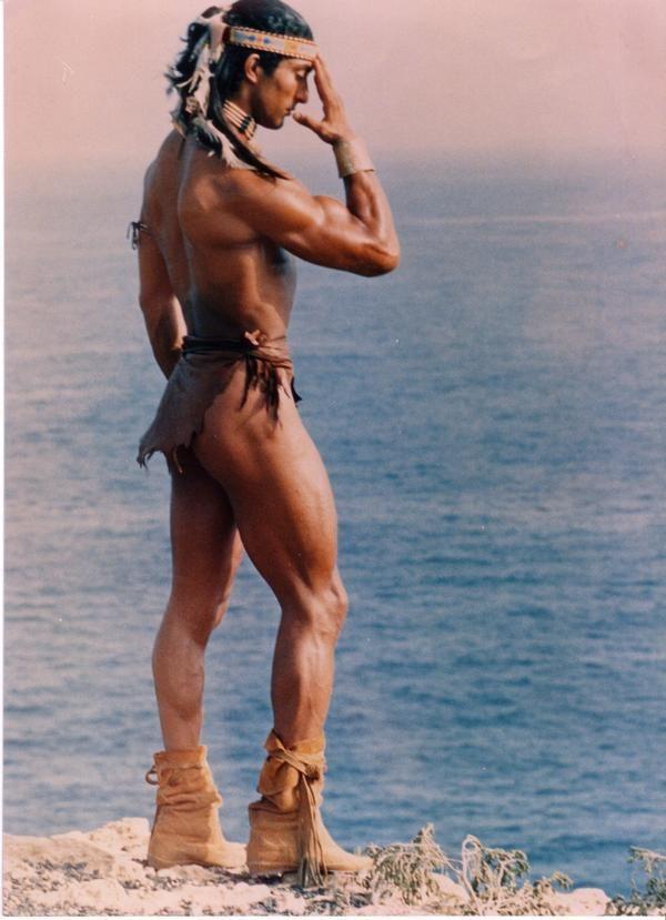 Jay Tavare -White Mountain Apache/Navajo