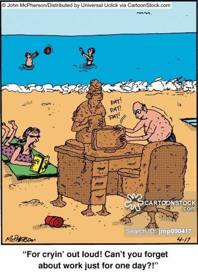 Beach Cartoons Pictures