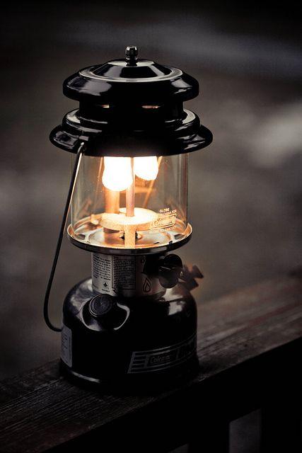Mantle Lantern