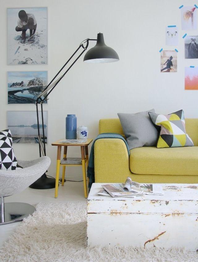 Idee zum Wohnen \u2013 Einrichten in Pastellfarben Wohnzimmer Designs - wohnzimmer neu gestalten