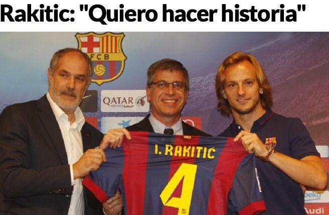 Un mago más en el centro del Barça