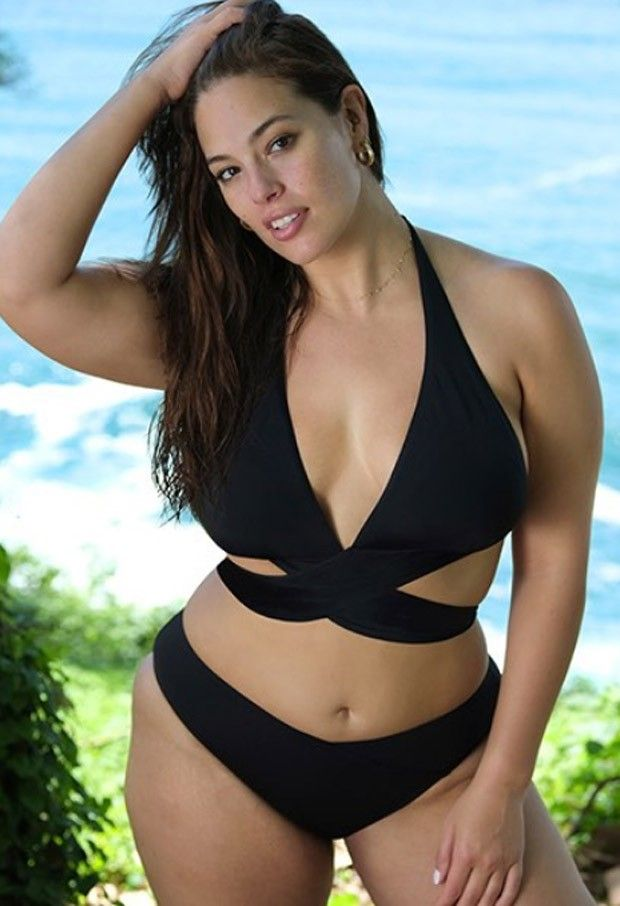 a93e88d2bd5d Modelo Ashley Graham lança linha de biquínis plus size | ashley ...