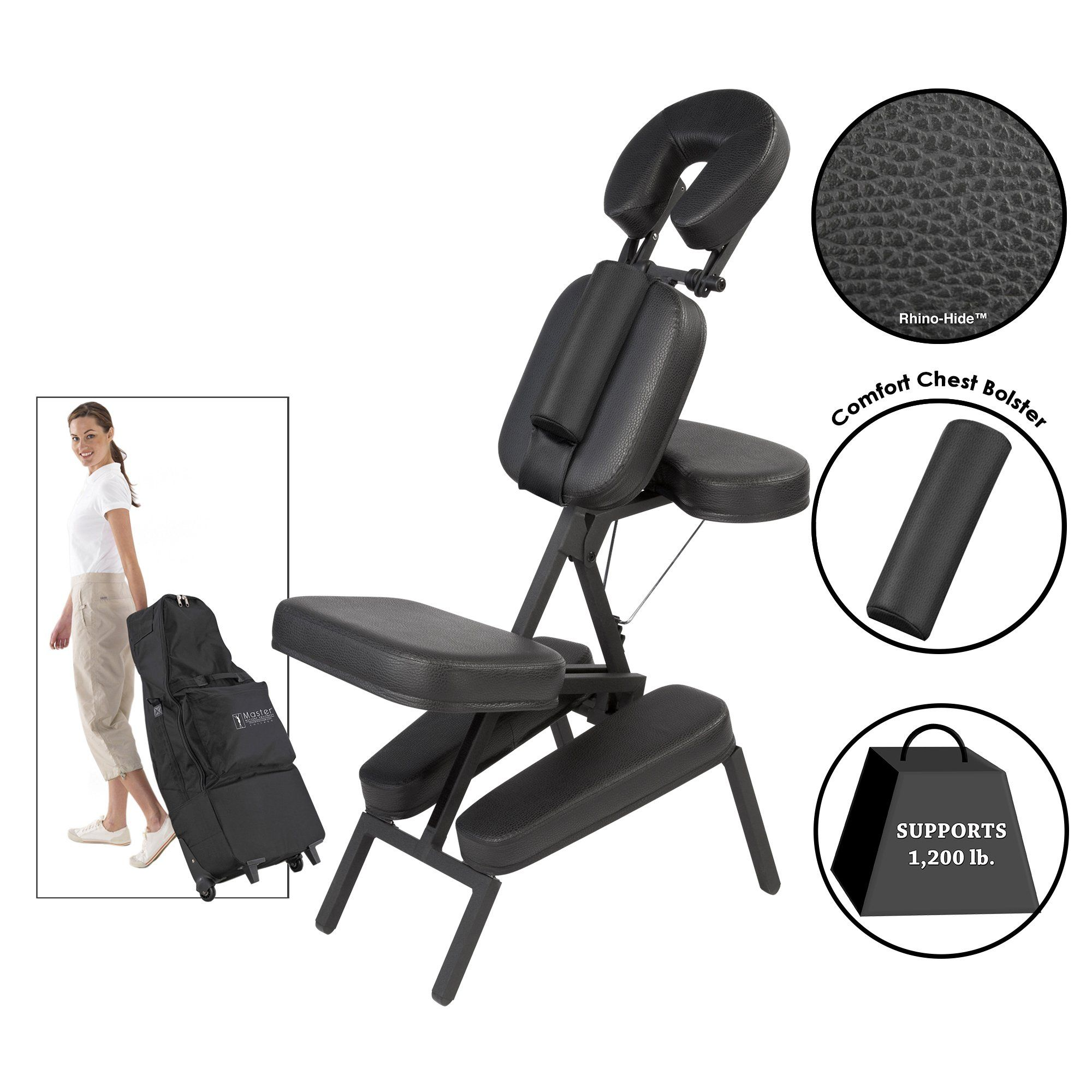Master Massage Apollo Portable Massage Chair Check out