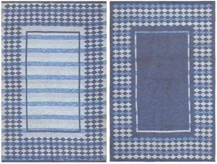 Scandinavian Carpet Doublesided 47303 Main Image - By Nazmiyal  http://nazmiyalantiquerugs.com/antique-rugs/scandinavian/scandinavian-carpet-doublesided-47303/