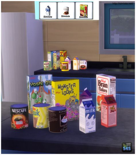 Sims 4 Clutter, Sims 4, Sims 4