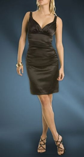 Sheath Satin V-neck Homecoming Dress  http://www.dressesukshop.co.uk/sheath-satin-vneck-homecoming-dress-p-492.html