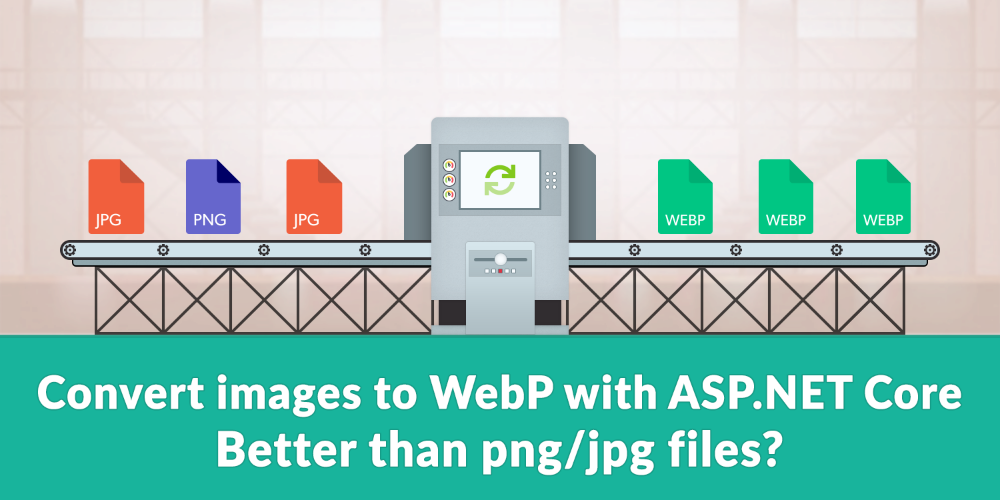 Convert images to WebP with Core Better than png