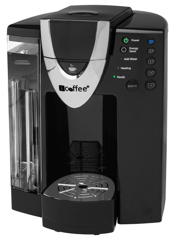 iCoffee RSS300DAV Davinci Single Serve Coffee Brewer with