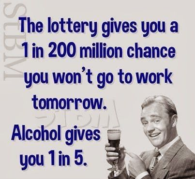 bbd7cff769299ff50f1eddef1ea1ec19 the lottery gives you a 1 in 200 million chance you won't go to