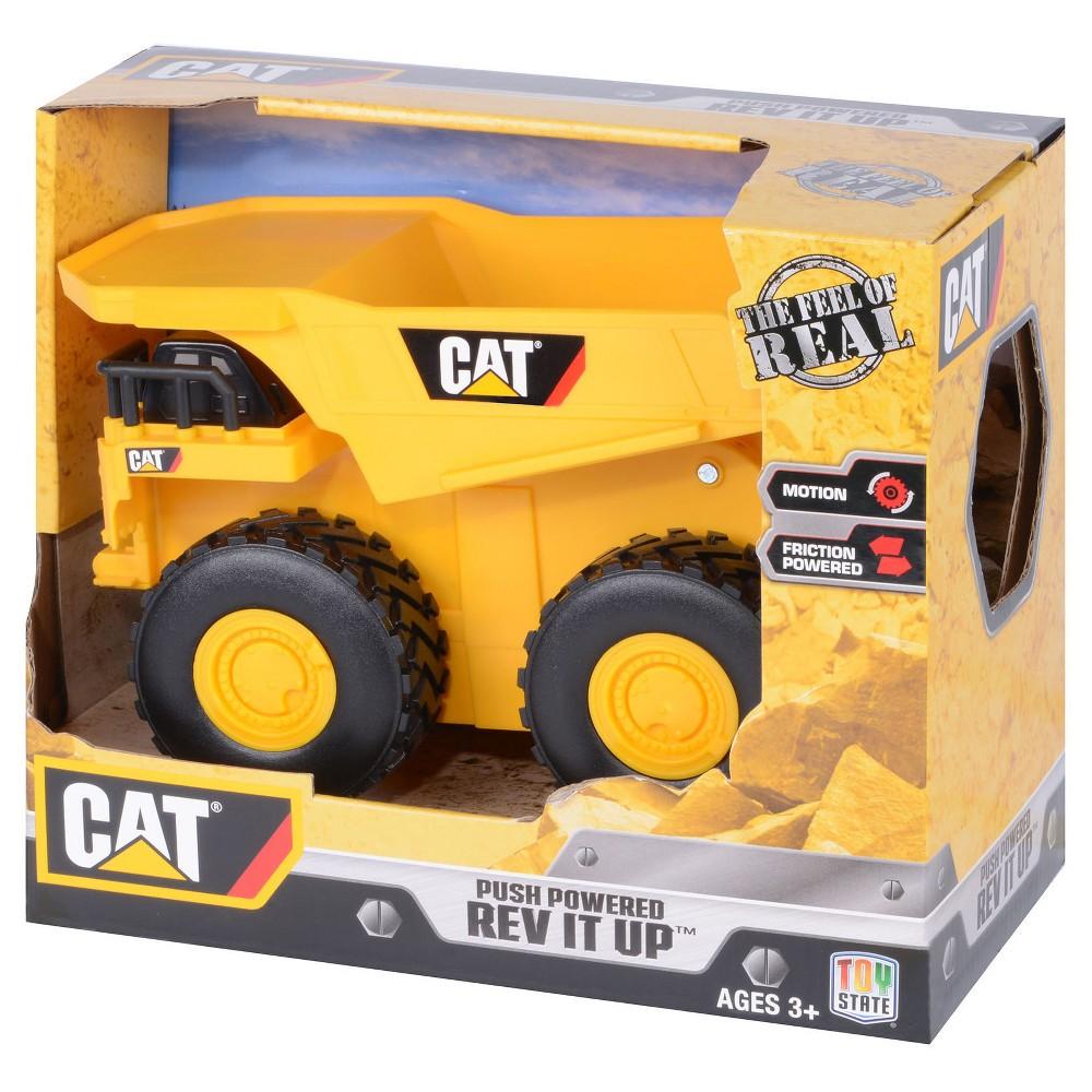 Caterpillar Rev It UP Dump Truck | Dump trucks, Trucks