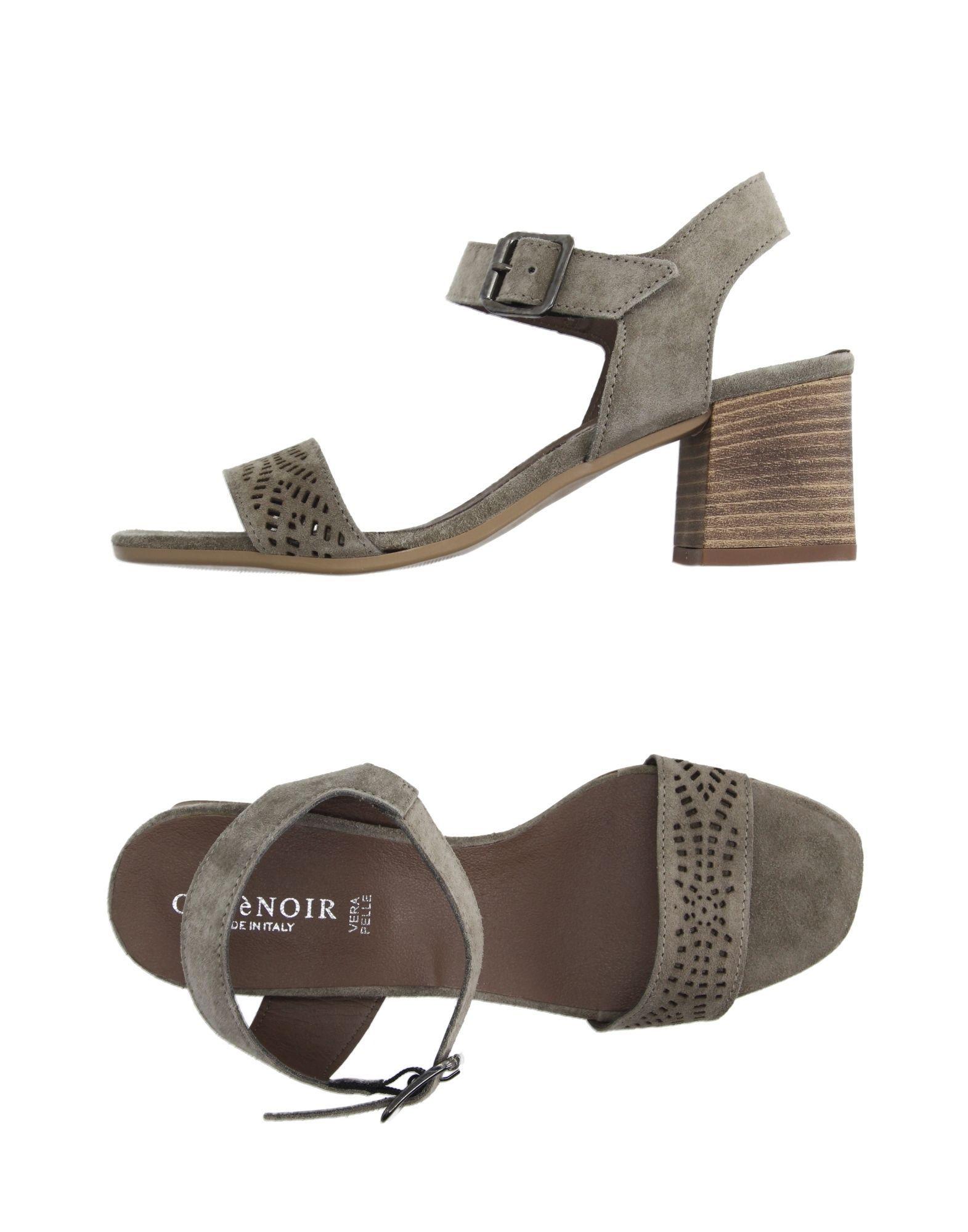 Lowest Prices Caf noir Women Sandals Sandals Caf noir womens Khaki CAF NOIR Womens Sandals